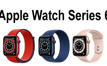 Apple Watch Series 6 and Watch SE are Official