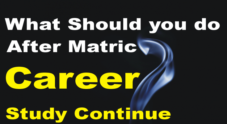 What to do after Matric - Full Guide 2021